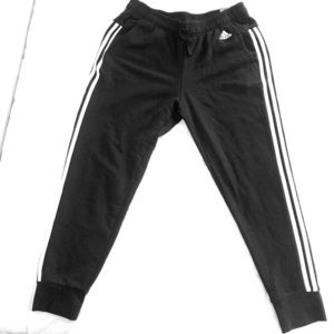 Adidas Regular Tapered Normal Length Joggers
